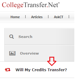 Will My College Courses Transfer and Count?